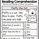 12 Best Of Free Printable Reading Comprehension Worksheets