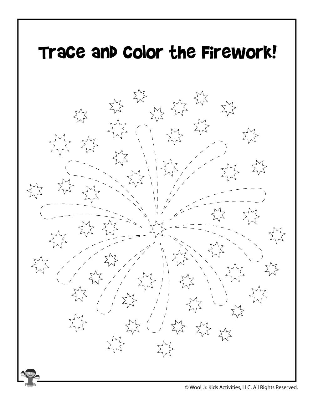 4Th Of July Worksheets To You. 4Th Of July Worksheets - Misc