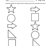 6 Best Images Of Pre K Worksheets Packets Printable   Free