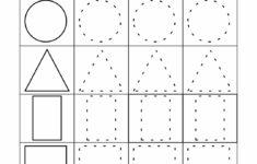 3 Year Old Preschool Worksheets