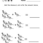 A Whole Bunch Of Beccasauruses!!! Kindergarten Dinosaur