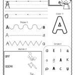 A Z Letter Worksheets (Set 3) | Alphabet Worksheets