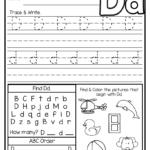Abc Worksheets | Kindergarten Abc Worksheets, Alphabet