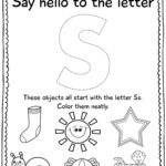Alphabet Activities For The Letter S  Perfect For Preschool