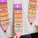 Back To School Preschool And Kindergarten Learning Materials
