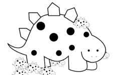 Preschool Worksheets Dinosaurs
