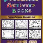 Bol   Printable Preschool Worksheets Book (Preschool