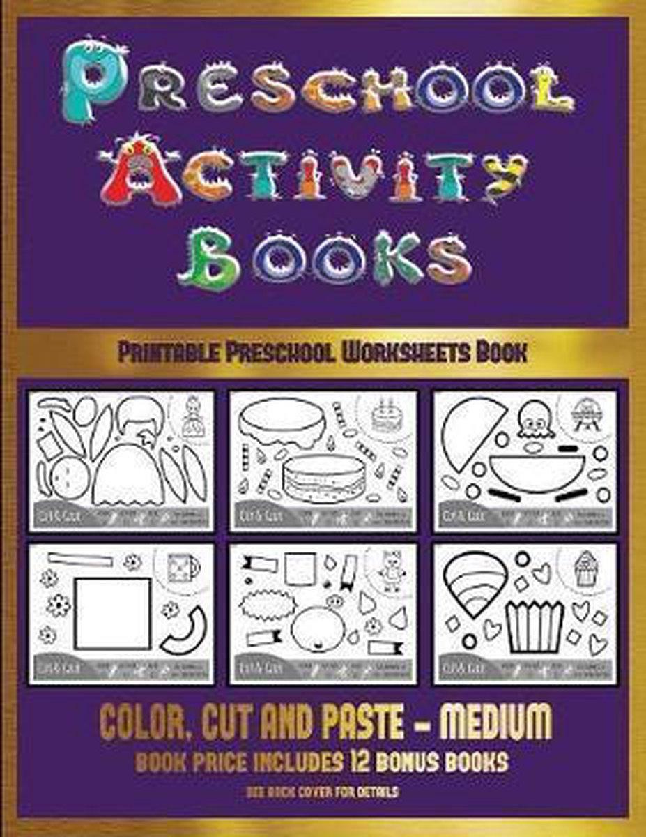 Bol | Printable Preschool Worksheets Book (Preschool