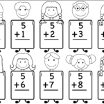Coloring Book Math Worksheet Kindergarten Worksheetsntable