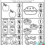 Counting 1 5. Count The Items In Each Group And Dot Or Color