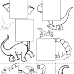 Dinosaur Color And Match | Group 1 | Dinosaur Worksheets