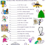 English Esl Wh Questions Worksheets   Most Downloaded (59