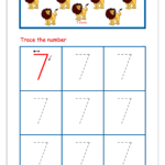 Formation Of Number 7 (13/9/20)   Lessons   Tes Teach