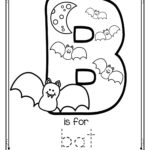 Free Alphabet Tracing And Coloring Printable Is For The