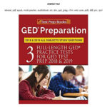 Free] [Download] Ged Preparation 2018 & 2019 All Subjects