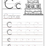 Free Letter C Worksheets Pictures   Misc Free Preschool
