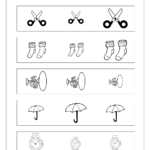 Free Printable Big And Small Worksheets   Size Comparison