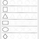 Free Printable Shapes Worksheets For Toddlers And