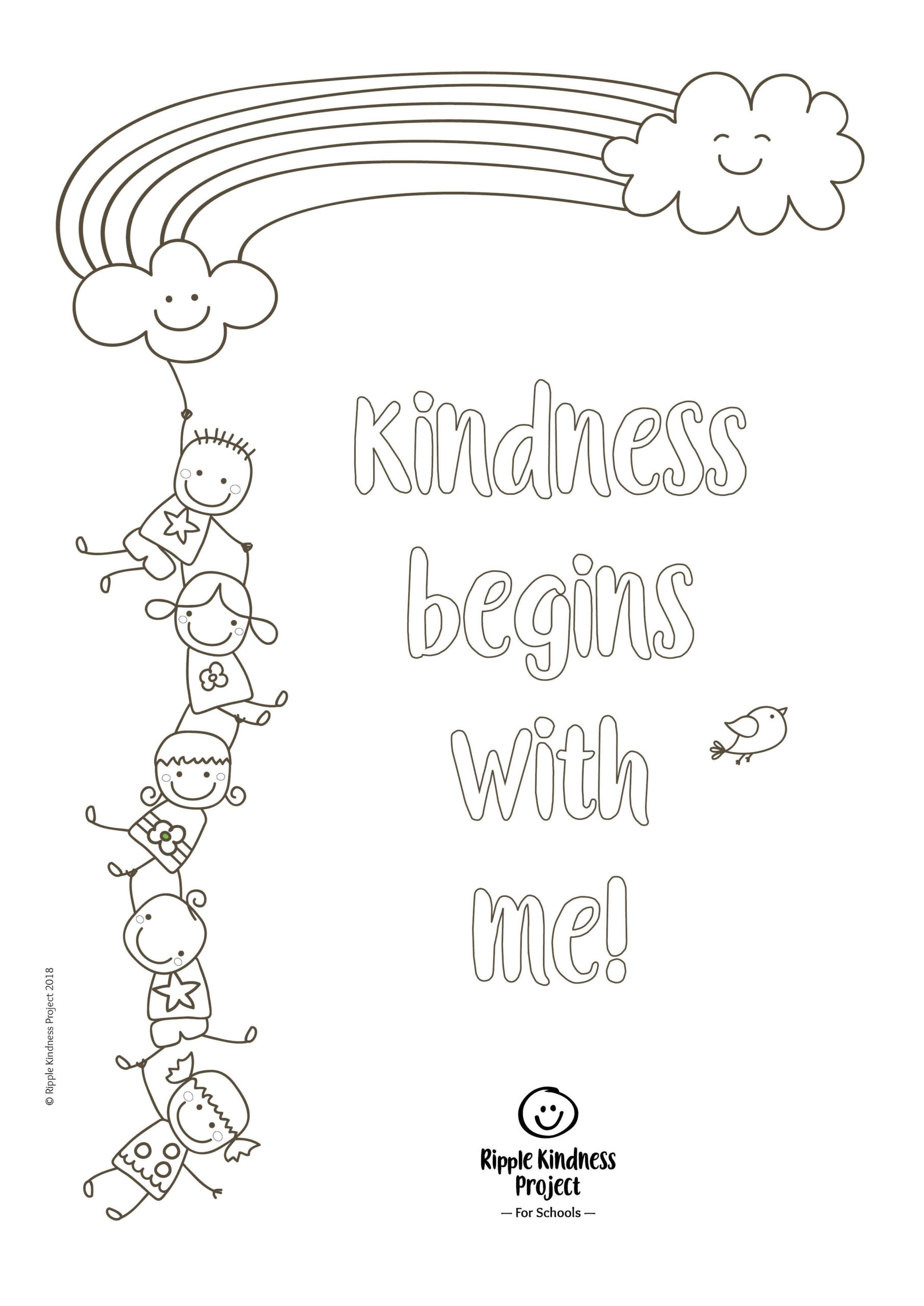 Free Printables | Teaching Kindness, Kindness Projects