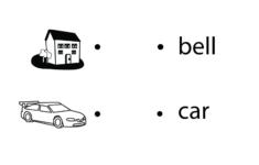 Preschool Worksheets Words