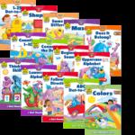Get Ready! Preschool Workbook Collection