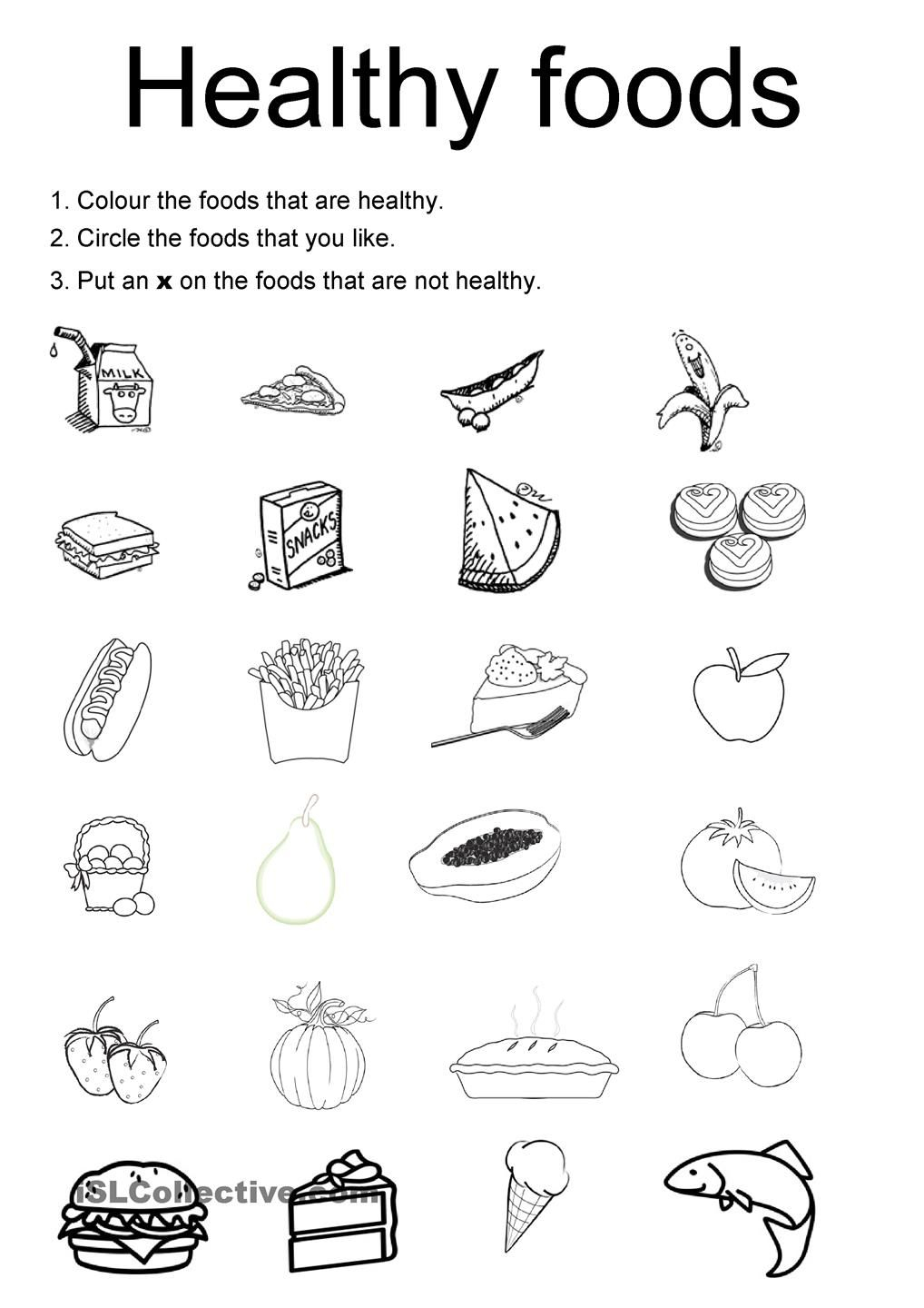 Healthy Foods | Healthy Meals For Kids, Kids Nutrition