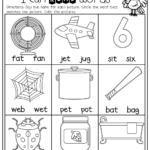 I Can Read Words! | Phonics Kindergarten, Kindergarten