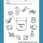 Insects Preschool Worksheets | Insects Preschool, Preschool