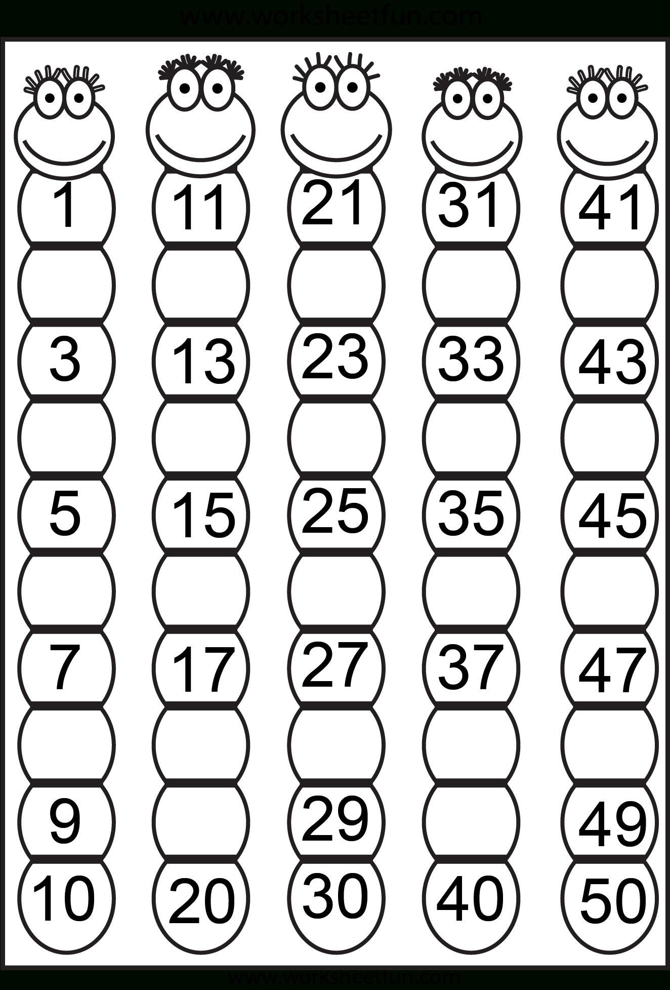 Kindergarten Worksheets | Kindergarten Worksheets Printable