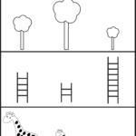 Kindergarten Worksheets | Tallest – 2 Preschool Worksheets