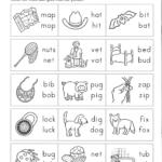 Let's Read Short Vowel Words #worksheet. | Phonics