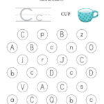 Letter C   Interactive Worksheet