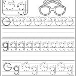 Letter G Worksheet | Letter G Worksheets, Preschool Letters