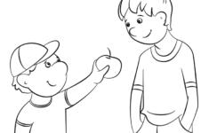 Preschool Kindness Worksheets