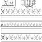 Letter X Worksheet | Kindergarten Worksheets, Alphabet
