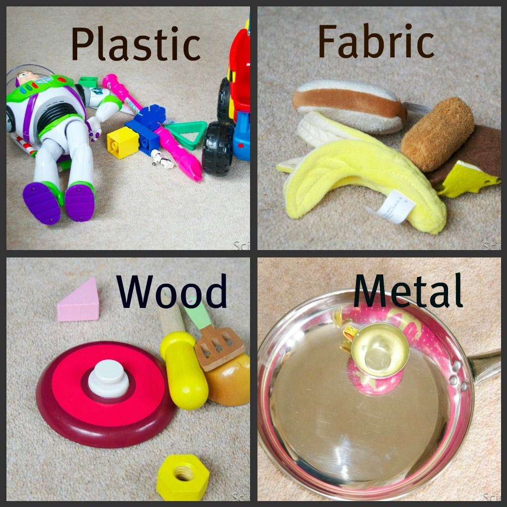 Materials For Key Stage 1 - Sorting Toys | Preschool Science