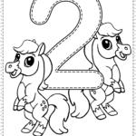 Number 2   Preschool Printables   Free Worksheets And