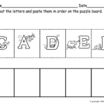 Preschool Abc Worksheets Printables In 2020 | Abc Worksheets