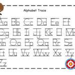Preschool Printables | Alphabet Tracing, Alphabet Preschool