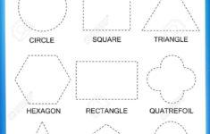 Preschool Worksheets Shapes And Colors