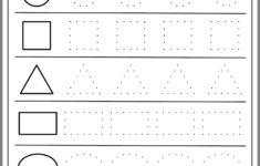 Preschool Worksheets Age 2-3