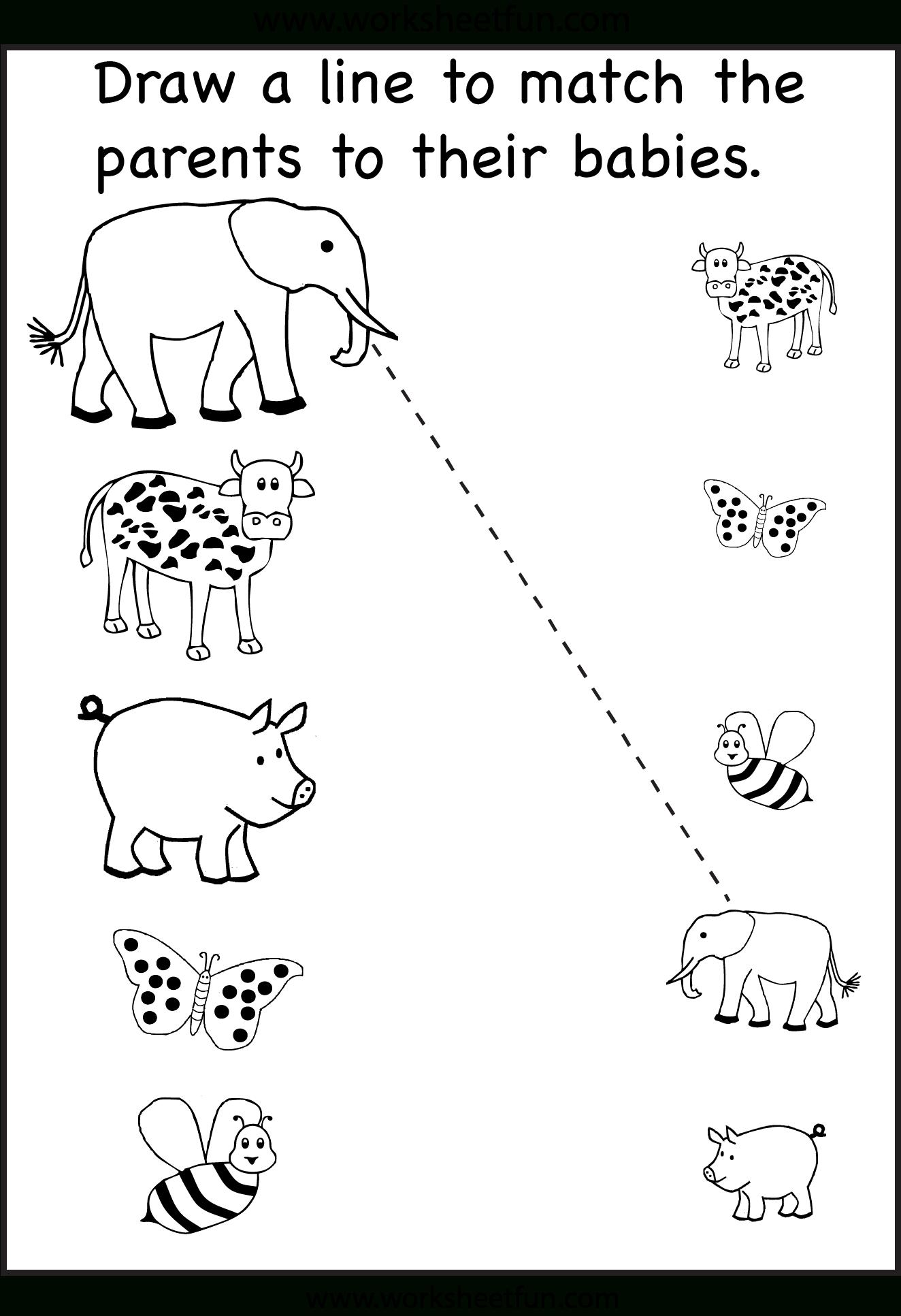 Preschool Worksheets | Fun Worksheets For Kids, Preschool