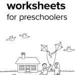 Preschool Worksheets | Kindergarten Math Worksheets
