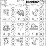 Winter Activities For Kindergarten Free   Phonics
