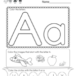 Worksheet ~ Alphabet Coloring Letter Printable Awesome