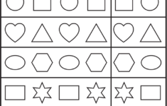 Printable Worksheets For Toddlers Age 2 4