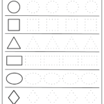 Worksheet ~ Freetable Shapes Worksheets For Toddlers And