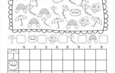 Preschool Graphing Worksheets