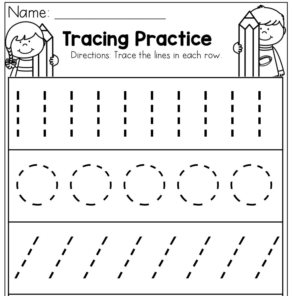 Worksheet ~ Incredibleg Practice For Preschoolers Preschool