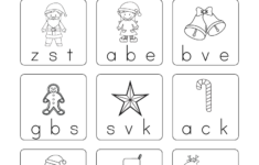 Preschool Worksheets Phonics